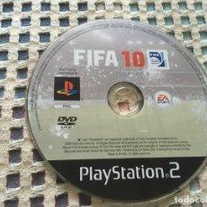 Videojuegos y Consolas: FIFA 10 PS2 PLAYSTATION 2 PLAY STATION TWO KREATEN. Lote 199331986