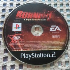 Videojuegos y Consolas: BURNOUT REVENGE PS2 PLAYSTATION 2 PLAY STATION TWO KREATEN. Lote 199332030