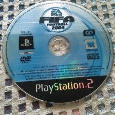 Videojuegos y Consolas: FIFA FOOTBALL 2004 PS2 PLAYSTATION 2 PLAY STATION TWO KREATEN. Lote 199332071