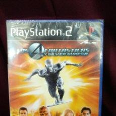 Videojuegos y Consolas: JUEGO PS2 LOS 4 FANTÁSTICOS, PRECINTADO, PLAYSTATION 2. Lote 199453577