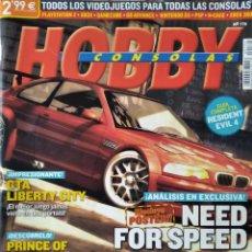 Videojuegos y Consolas: HOBBY CONSOLAS Nº 170- NFS MOST WANTED- GTA- SOUL CALIBUR- PRINCE OF PERSIA- GUIA DE RESIDENT EVIL 4. Lote 199581752