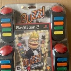 Videojuegos y Consolas: PS2 BUZZ HOLLYWOOD. Lote 217628005