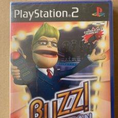 Videojuegos y Consolas: PS2 BUZZ EL GRAN RETO. Lote 199824193