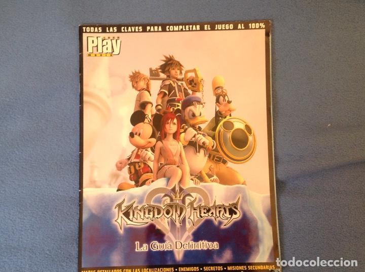 KINGDOM HEARTS LA GUIA DEFINITIVA (Juguetes - Videojuegos y Consolas - Sony - PS2)
