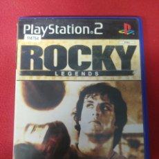 Videojogos e Consolas: ROCKY LEGENDS. Lote 200782215