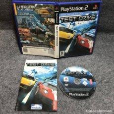 Videojuegos y Consolas: TEST DRIVE UNLIMITED SONY PLAYSTATION 2. Lote 221652866