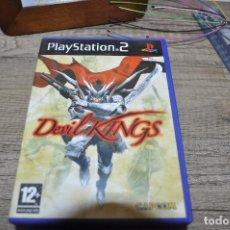 Jeux Vidéo et Consoles: DEVIL KINGS. PS2. Lote 202820507