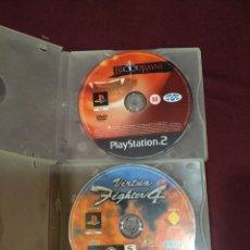Videojuegos y Consolas: 2 JUEGOS PS2, BLOODRAYNE Y VIRTUA FIGHTER 4.. Lote 203230102