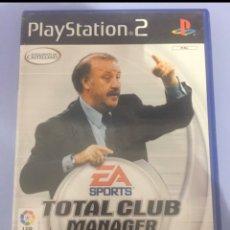 Videojuegos y Consolas: TOTAL CLUB MANAGER 2004 PARA PLAYSTATION 2. Lote 203813895