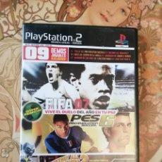 Videojuegos y Consolas: DEMOS PLAYSTATION TWO PLAY STATION 2 PS2. Lote 203859100