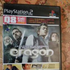 Videojuegos y Consolas: DEMOS PLAYSTATION TWO PLAY STATION 2 PS2. Lote 203859177