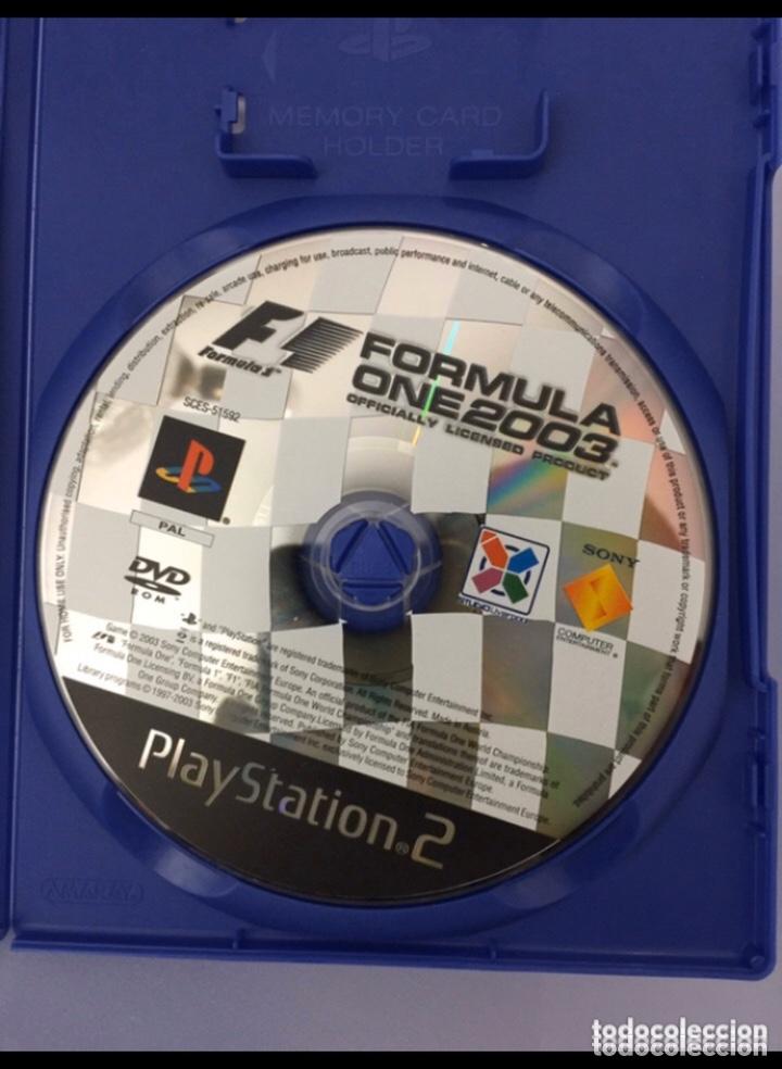 Videojuegos y Consolas: FÓRMULA ONE 2003, juego playstation 2 - Foto 3 - 203894426