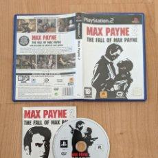 Videojuegos y Consolas: VIDEOJUEGO PLAY 2 MAX PAYNE 2 FALL ORIGINAL PAL CASTELLANO. Lote 204085831