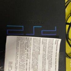 Videojuegos y Consolas: PLAYSTATION 2, TRUCADA. SIN EL MANDO. Lote 204660132