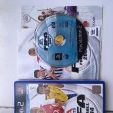 Videojuegos y Consolas: FIFA FOOTBALL 2004 PS2 PLAYSTATION 2 PLAY STATION TWO KREATEN. Lote 205510717