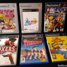 Videojuegos y Consolas: LOTE PLAYSTATION 2. Lote 205539870
