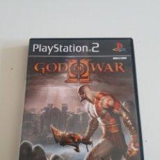 Videojuegos y Consolas: JUEGO PLAY STATION 2 GOD OF WAR. Lote 205689873