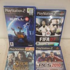 Videojuegos y Consolas: LOTE JUEGOS PLAYSTATION 2. Lote 205695710