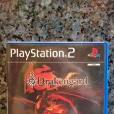 Videojuegos y Consolas: JUEGO PS2 PAL DRAKENGARD SQUARE ENIX. Lote 205715215