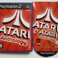 Videojuegos y Consolas: ATARI ANTHOLOGY PS2 PLAYSTATION 2. Lote 205717855