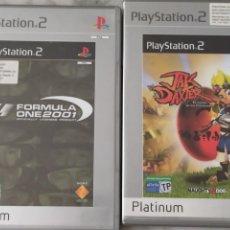 Videojuegos y Consolas: DOS JUEGOS DE PS2. Lote 205772578