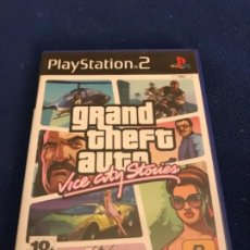 Videojuegos y Consolas: GRAND THEFT AUTO VICE CITY STORIES GTA ROCKSTAR PS2 PLAYSTATION 2 PLAY STATION TWO. Lote 205832640