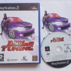 Videojuegos y Consolas: RPM TUNING PS2 PLAYSTATION 2. Lote 205866942