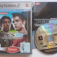 Videojuegos y Consolas: PRO EVOLUTION SOCCER PS2 PLAYSTATION 2. Lote 205868512