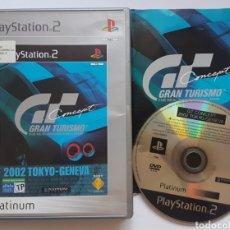 Videojuegos y Consolas: GRAN TURISMO CONCEPT PS2 PLAYSTATION 2. Lote 206187745