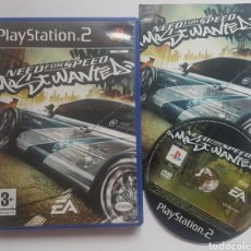 Videojuegos y Consolas: NEED FOR SPEED MOST WANTED PS2 PLAYSTATION 2. Lote 206285458