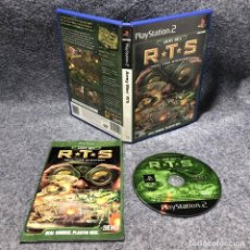 Videojuegos y Consolas: ARMY MEN RTS SONY PLAYSTATION 2 PS2. Lote 206292723