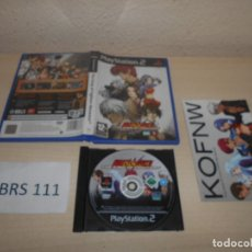 Videojuegos y Consolas: PS2 - THE KING OF FIGTHERS NEOWAVE , PAL ESPAÑOL , COMPLETO. Lote 206358756