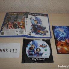 Videojuegos y Consolas: PS2 - KING FO FIGTHERS MAXIMUM IMPACT 2 , PAL ESPAÑOL , COMPLETO. Lote 206358880