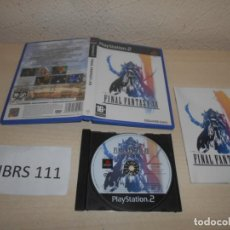 Videojuegos y Consolas: PS2 - FINAL FANTASY XII , PAL ESPAÑOL , COMPLETO. Lote 206359085