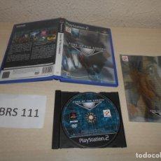 Videojuegos y Consolas: PS2 - ZONE OF THE ENDERS , PAL ESPAÑOL , COMPLETO. Lote 206359753