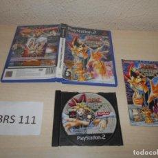 Videojuegos y Consolas: PS2 - YU GI OH CAPSULE MONSTER COLISEO , PAL ESPAÑOL , COMPLETO. Lote 206360441