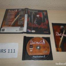 Videojuegos y Consolas: PS2 - DEVIL MAY CRY , PAL ESPAÑOL , COMPLETO. Lote 206360732