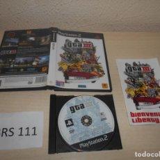 Videojuegos y Consolas: PS2 - GTA III , PAL ESPAÑOL , COMPLETO. Lote 206361162
