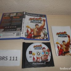 Videojuegos y Consolas: PS2 - STREET FIGTHER ALPHA ANTHOLOGY , PAL ESPAÑOL , COMPLETO. Lote 206361355