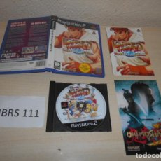 Videojuegos y Consolas: PS2 - HYPER STREET FIGTHER II - THE ANNIVERSAY EDITION , PAL ESPAÑOL , COMPLETO. Lote 206361452