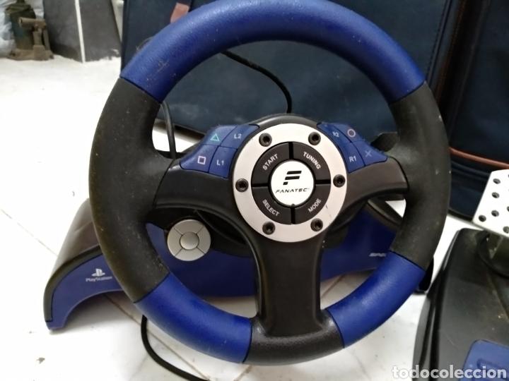 Videojuegos y Consolas: PlayStation volante y pedales - Foto 2 - 206408992