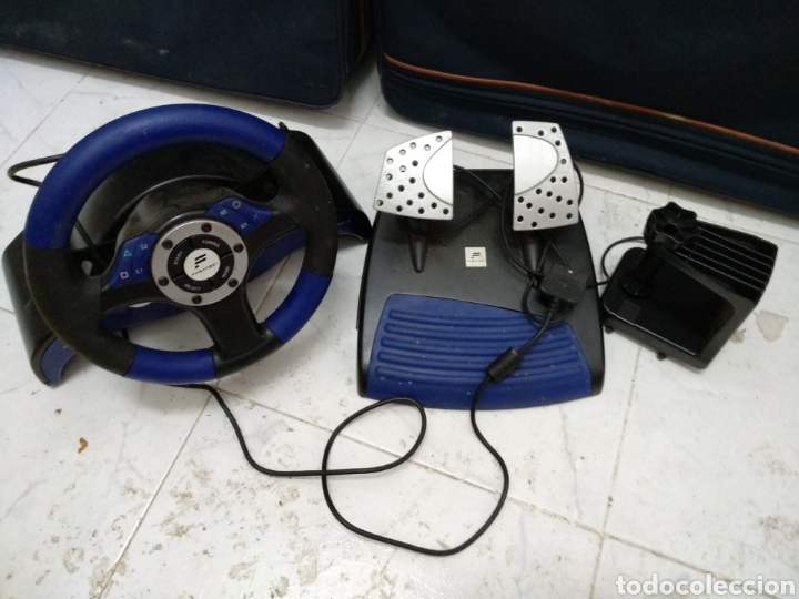 Videojuegos y Consolas: PlayStation volante y pedales - Foto 6 - 206408992