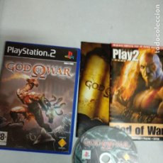 Videojuegos y Consolas: GOD OF WAR - PS2 PLAYSTATION 2 - PAL ESP. Lote 206532858
