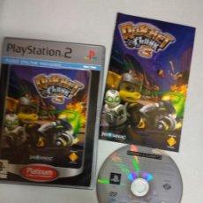 Videojuegos y Consolas: RATCHET AND CLANK 3 - PS2 PLAYSTATION 2 - PAL ESP. Lote 206533066