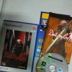 Videojuegos y Consolas: DEVIL MAY CRY - PS2 PLAYSTATION 2 - PAL ESP. Lote 206533153