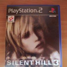 Videojuegos y Consolas: JUEGO PS2 SILENT HILL 3. Lote 206579072