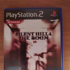 Videojuegos y Consolas: JUEGO PS2 SILENT HILL 4. Lote 206580260