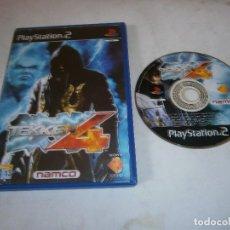 Videojuegos y Consolas: TEKKEN 4 PLAYSTATION 2 PAL ESPAÑA. Lote 206781268