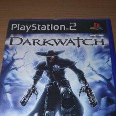 Videojuegos y Consolas: PS2 DARKWATCH COMPLETO PAL ESP UBISOFT. Lote 206865623