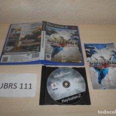 Videojuegos y Consolas: PS2 - CONFLICT GLOBAL STROM , PAL ESPAÑOL , COMPLETO. Lote 206917147